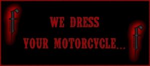 Farronato pelli web site Accessori per moto custom
